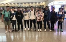 8 tài năng trẻ của Hải Đăng Tây Ninh tập huấn và du đấu tại Thụy Điển