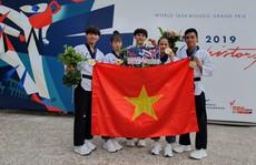 Châu Tuyết Vân và đồng đôi giúp Việt Nam có HCV tại Grand Prix Thế giới Rome 2019