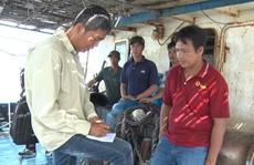 Phải có biện pháp quyết liệt với tàu Trung Quốc cướp 2 tấn mực khô của ngư dân
