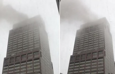 Mỹ: Trực thăng lao xuống trung tâm New York gây náo loạn