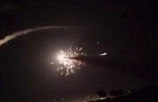 Phòng không Syria bắn hạ tên lửa Israel