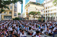Công bố điểm chuẩn trúng tuyển lớp 6 Trường THPT chuyên Trần Đại Nghĩa