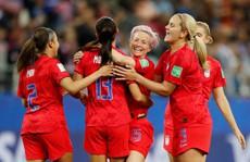 Sốc: Tuyển Thái Lan thua thảm 0-13 tại World Cup bóng đá nữ