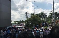 Tai nạn container kinh hoàng trên Quốc lộ 22, 5 người tử vong