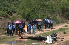 Bộ Quốc phòng thông tin vụ rơi máy bay khiến 2 phi công hy sinh