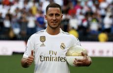 50.000 CĐV Real Madrid háo hức lễ ra mắt 'bom tấn' Hazard