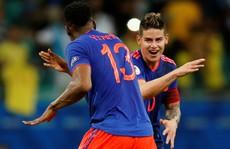 Đánh bại Messi, James Rodriguez tìm lại vị thế