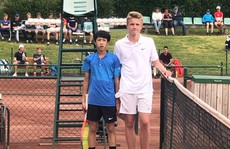 Phạm Lê Hoàng Anh vô địch Giải U16 ở Thụy Điển