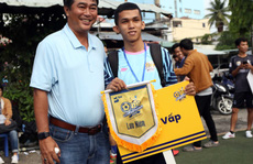 HLV Trần Minh Chiến 'tiếp lửa' cho giải phong trào Be Champions League 2019