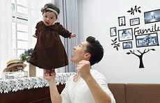 Bị chỉ trích, Quốc Nghiệp vẫn thích trò mạo hiểm với con nhỏ