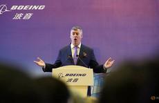 Boeing xin lỗi về hai vụ rơi máy bay 737 MAX