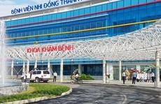 Sai sót liên quan Bệnh viện Nhi Đồng TP HCM: Phê bình, rút kinh nghiệm sâu sắc
