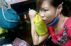 Truy tìm nhóm lạ mặt ném vỡ kính xe khách ở Thanh Hóa làm 1 phụ nữ bị thương