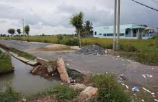 Bí thư huyện Cần Đước 'dính' sai phạm trong quản lý đất đai