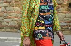 Bỏ qua những bộ suit, nam giới ngày càng chuộng đồ màu sắc
