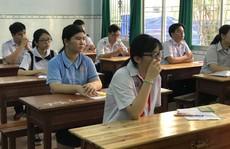 Hơn 80.000 thí sinh TPHCM thi môn văn, bắt đầu cuộc đua lớp 10