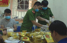 Phá đường dây buôn ma túy xuyên quốc gia đưa vào TP HCM tiêu thụ