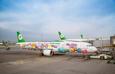 Tiếp viên hãng hàng không Đài Loan đình công vì tiền lương