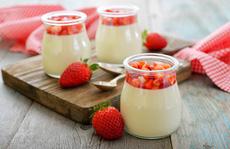 Qúy ông ăn sữa chua 2 lần/tuần có tác động bất ngờ lên nguy cơ ung thư
