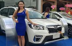 Subaru 3S có mặt tại showroom đầu tiên ở ĐBSCL