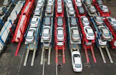 Ngành công nghiệp ôtô Trung Quốc rơi vào thời kỳ 'đóng băng'
