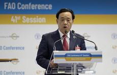 Tân Tổng giám đốc FAO là người Trung Quốc