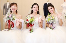 Ấn tượng lễ cưới tập thể của  công nhân