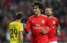 Atletico Madrid chơi lớn, tung 107 triệu bảng cho Joao Felix