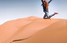Cô gái 23 tuổi bỏ việc, đi khắp thế giới với 11 USD/ngày