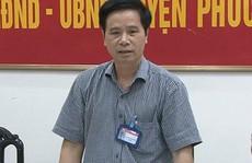 Hà Nội bãi nhiệm đại biểu HĐND TP với cựu Bí thư huyện bị cách các chức vụ Đảng