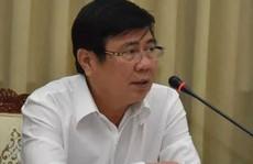 Chủ tịch UBND TPHCM nói về kết luận thanh tra khu đô thị mới Thủ Thiêm