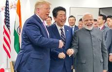 """Trung Quốc """"ám ảnh"""" dự luật chi tiêu quốc phòng Mỹ"""