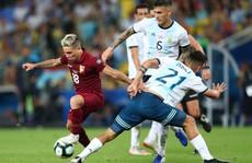 Đánh bại Venezuela, Argentina chờ siêu kinh điển Nam Mỹ ở bán kết