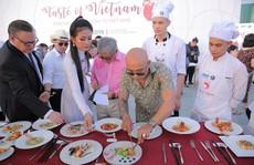 """Cuộc thi """"Taste Of Vietnam: Tôm Bạc Liêu – Hương vị Việt Nam"""" tại FLC Hạ Long"""