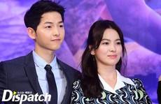 Vụ sao 'Hậu duệ mặt trời' ly hôn: Song Joong Ki bác tin Song Hye Kyo ngoại tình