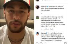 Người phụ nữ bí ẩn dọa khiến Neymar 'thân bại danh liệt'