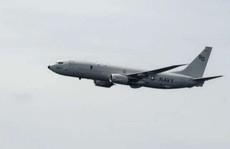 Tiêm kích Nga lượn cắt mặt máy bay trinh sát Mỹ