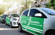 Bộ Giao thông Vận tải vẫn bảo lưu đề xuất Grab phải gắn 'mào' trên nóc xe