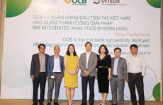 OCB – triển khai thành công hệ thống phân tích tích hợp IBM – IBM InTegrated