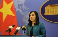 Việt Nam nói gì về việc thượng nghị sĩ Mỹ muốn trừng phạt Trung Quốc ở Biển Đông?