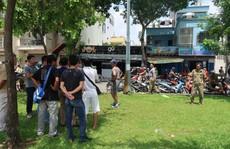 Clip: Hiện trường thanh niên quê Hải Phòng lao xuống kênh Nhiêu Lộc tự tử