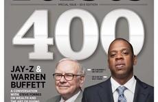 Jay-Z là tỉ phú rapper đầu tiên trên thế giới