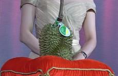 Sốc với trái sầu riêng được bán với giá 1,12 tỉ đồng