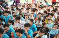 Hàng trăm trẻ mồ côi trải nghiệm ngày hè bổ ích