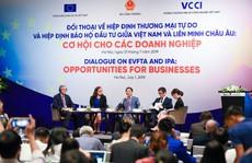 Đối thoại về EVFTA: 'Thông thị trường thì phải thoáng thể chế'