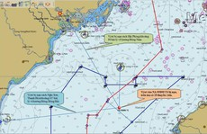 Trung Quốc điều tàu, trực thăng phối hợp tìm kiếm ngư dân Việt Nam mất tích