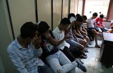 Đà Nẵng: Kiểm tra quán bar F3 Club, phát hiện 15 đối tượng dương tính với ma túy