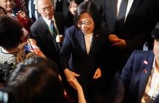 Nhà lãnh đạo Đài Loan đến Mỹ giữa tâm bão