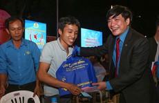 10 cán bộ Công đoàn nhận Giải thưởng Nguyễn Văn Linh