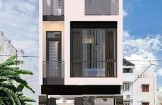 Mẫu nhà 2 tầng chi phí 800 triệu đồng đẹp miễn chê